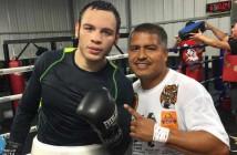 Chávez Jr. y Robert García