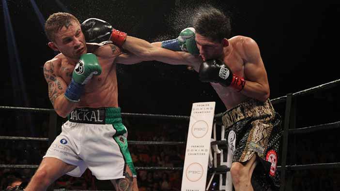 Carl Frampton vs Alejandro González Jr. (Lucas Noonan / Premier Campeones de Boxeo)