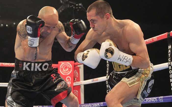 Kiko Martínez vs Scott Quigg