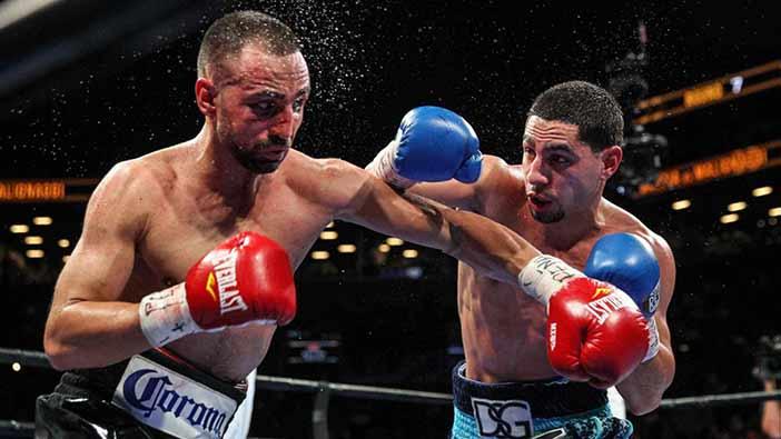 Danny García vs Paulie Malignaggi (Lucas Noonan / Premier Campeones de Boxeo)