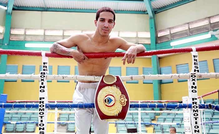 """""""Manny"""" Rodríguez - Foto:  Esdel Palermo"""