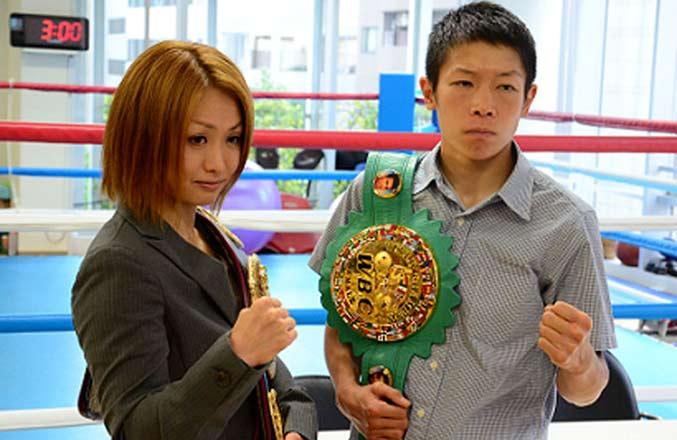 Ayaka Miyao y Momo Koseki