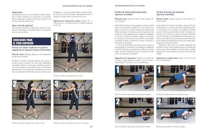 LIBRO Fitness Boxing. Entrenamiento de Boxeo para estar en forma