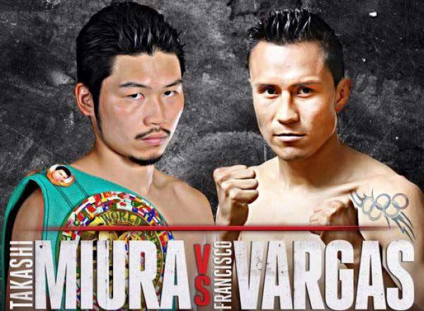 Miura vs Vargas