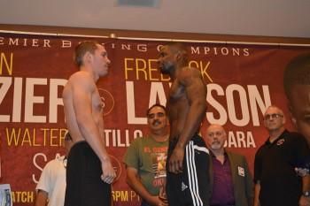Bizer vs Lawson