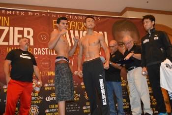 Castillo vs Obara