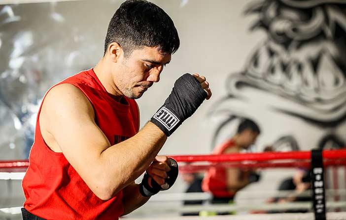 Antonio De Marco FOTO: Knucklehead Boxing