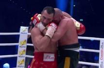 Klitschklo vs Fury