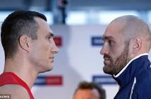 Fury vs Klitschko II