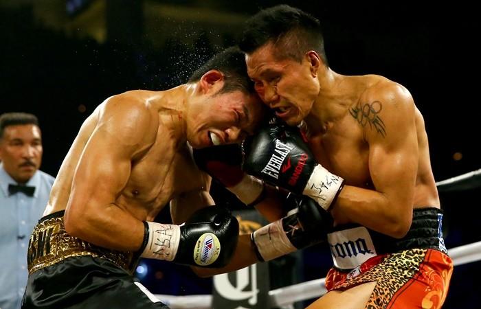 Vargas vs Miura/Getty Images