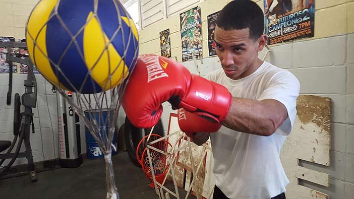 Manny Rodríguez - Foto: Fresh Boxing