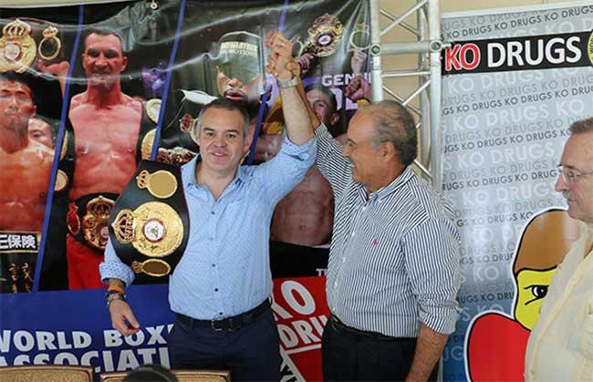 Gilberto Jesús Mendoza elegido presidente.