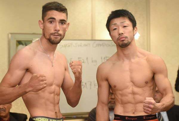 Japón--Javier-'Cobra'-Mendoza-vs-Akira-Yaegashi