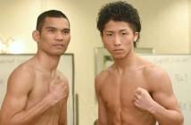 Parrenas vs Inoue - Foto: Naoki Fukuda