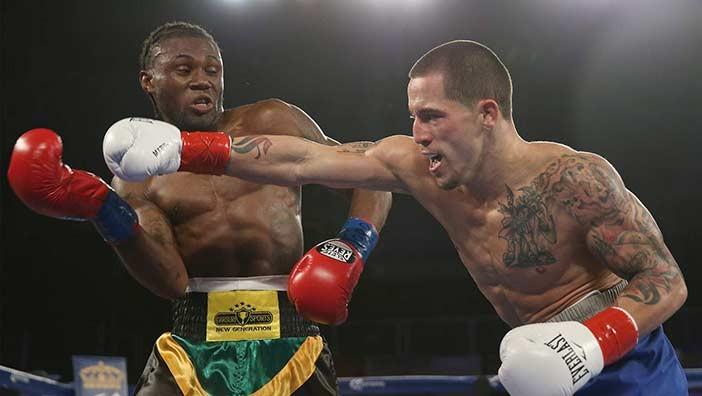 Walters vs Sosa -Foto: Alex Menendez-HoganPhotos/Golden Boy Promotions