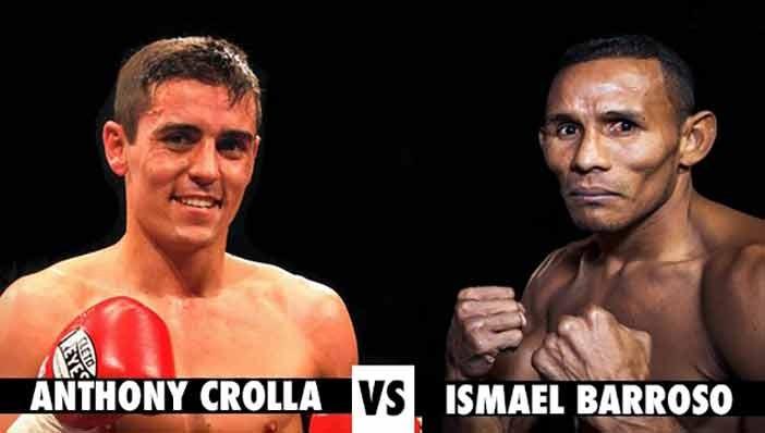 Anthony Crolla vs Ismael Barroso
