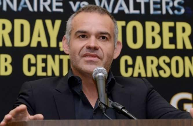 Gilberto Jesús Mendoza actual presidente de la AMB