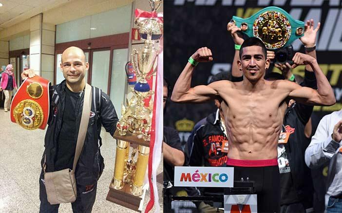 Kiko Martínez vs Leo Santa Cruz