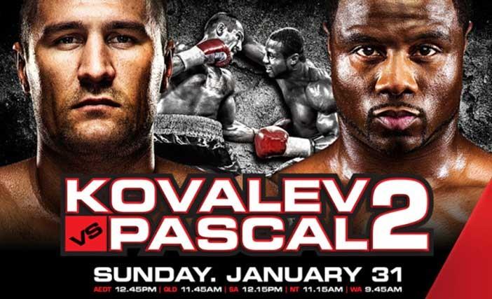 Kovalev vs Pascal 2
