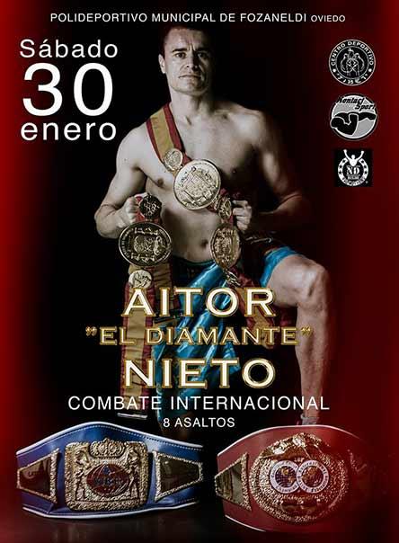 """Aitor """"El Diamante"""" Nieto"""