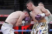 "Francisco ""Chihuas"" Rodríguez  vs Ramón ""Principe"" García (Foto: Zanfer Boxing)"