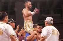 """Fernando """"Guerrero Yaqui"""" Cárcamo - FOTO: Zanfer Boxing"""
