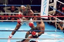 Douglas derriba a Tyson