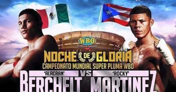 Berechelt vs Martinez