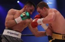 Fedor Chudinov vs Felix Sturm 2. Photo: Sumio Yamada AMB