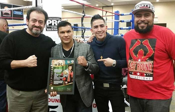 Santa Cruz debuta como promotor - Foto: CMB