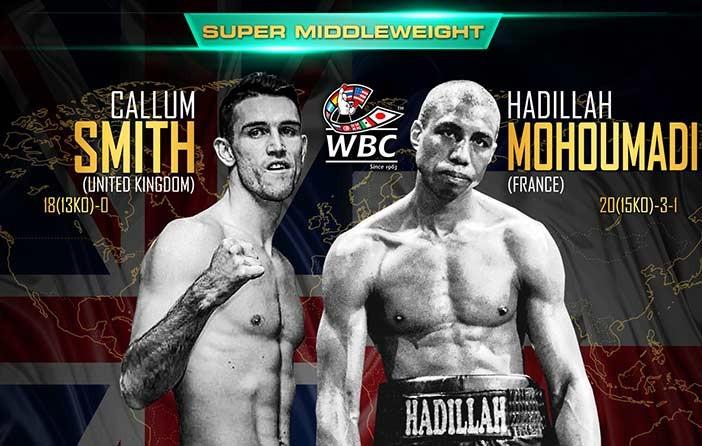 Callum Smith vs Hadillah Mohoumadi