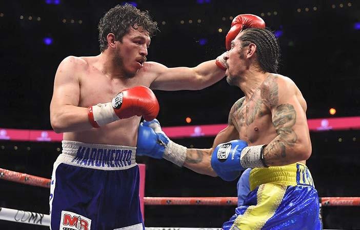Páez Jr. vs Margarito