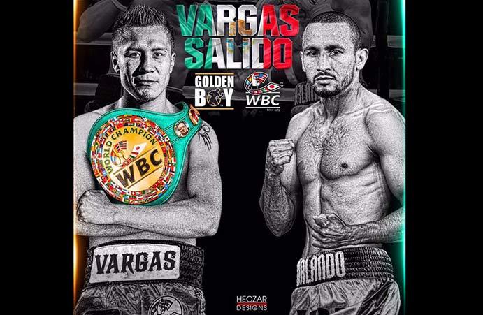 "Francisco ""Bandido"" Vargas vs Orlando ""Siri"" Salido"