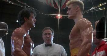 Rocky Balboa vs Iván Drago