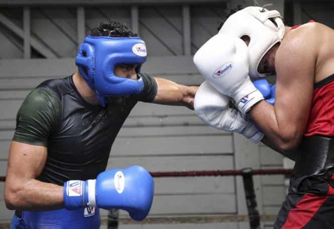 Gilberto Ramírez -  Foto: Lizette De Los Santos, Zápari Boxing Promotions