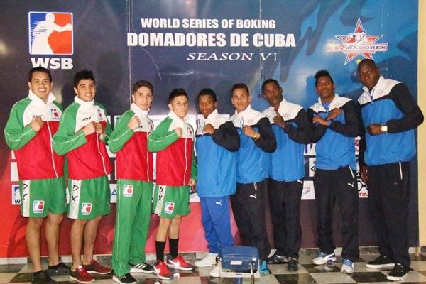 FOTO: DOMADORES DE CUBA / WSB
