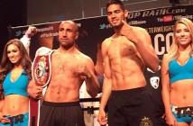 Abrahan vs Ramírez - Crédito Foto: Morris Zápari, Zápari Boxing Promotions