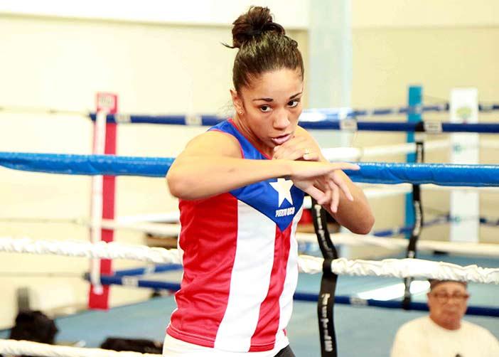 Amanda Serrano (Foto: Esdel Palermo)