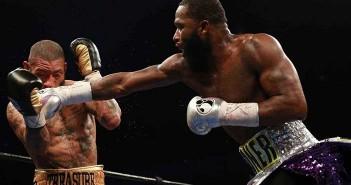 Adrien Broner vs Ashley Teófano (Nabeel Ahmad / Premier campeones de boxeo)