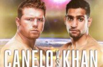 Canelo vs Khan