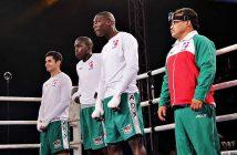 Guerreros México- FOTO WSB: Delgado, Cissokho y Mamadou forman parte de la lista preliminar.