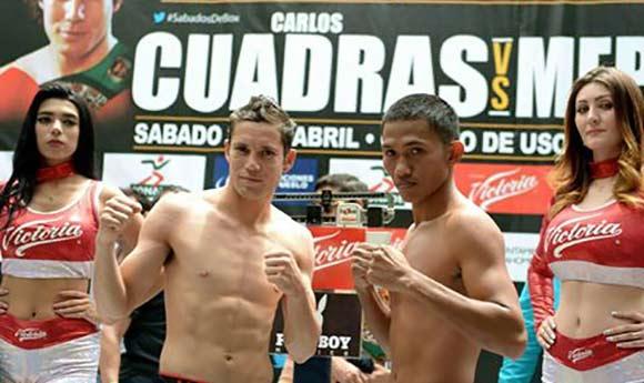 "Carlos ""Príncipe"" Cuadras vs Richie ""Magnum"" Mepranum"