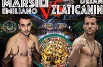 Dejan Zlaticanin vs Emiliano Marsili