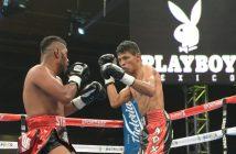 Marcos Villasana Jr. vs Nery Sanguilán