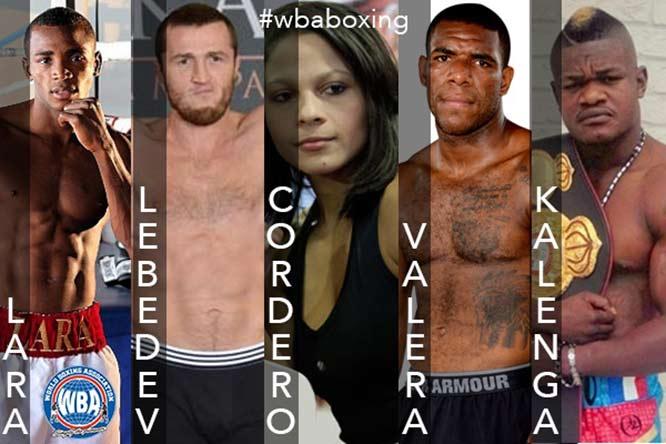 five-wba-championships