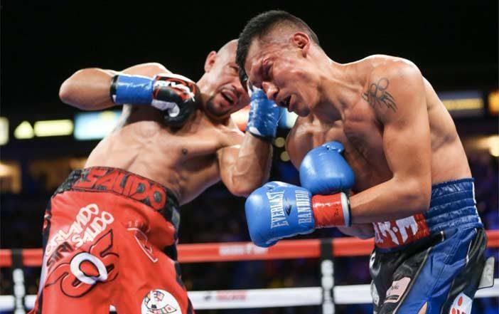 Orlando Salido vs Francisco Vargas
