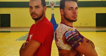 Los hermanos Yamil y Yomar Alamo (Foto: F.Gaztambide)