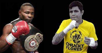Guillermo Rigondeaux vs Moisés Flores