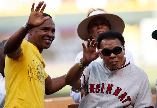 Sugar y Muhammad Ali