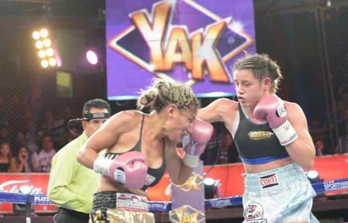 """Daniela Romina Bermúdez venció a la """"Barby"""" Juárez"""